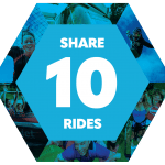 Share TEN Ride Family Package