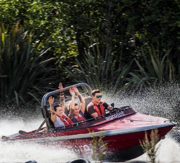 Velocity Valley Jet Boating