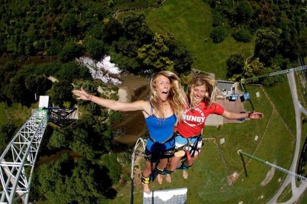 rotorua bungy jumping