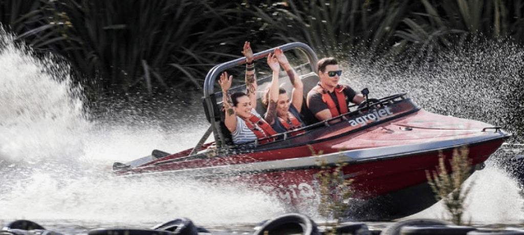 Why a jet boat ride in Rotorua is not just for thrill seekers