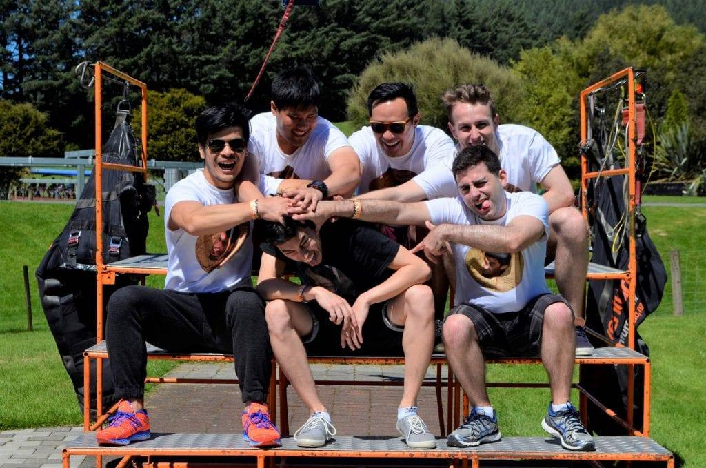 boys stag do activities rotorua