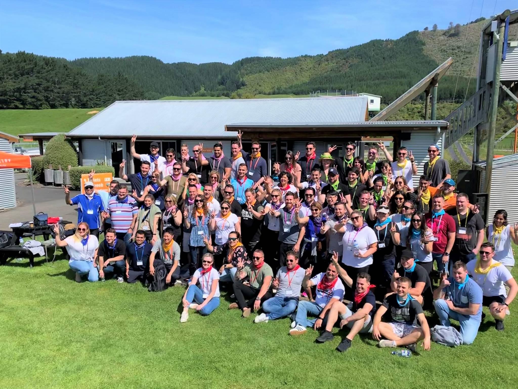 Corporate Team Building events Rotorua