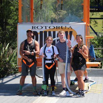 Velocity Valley Rotorua Bungy Activities