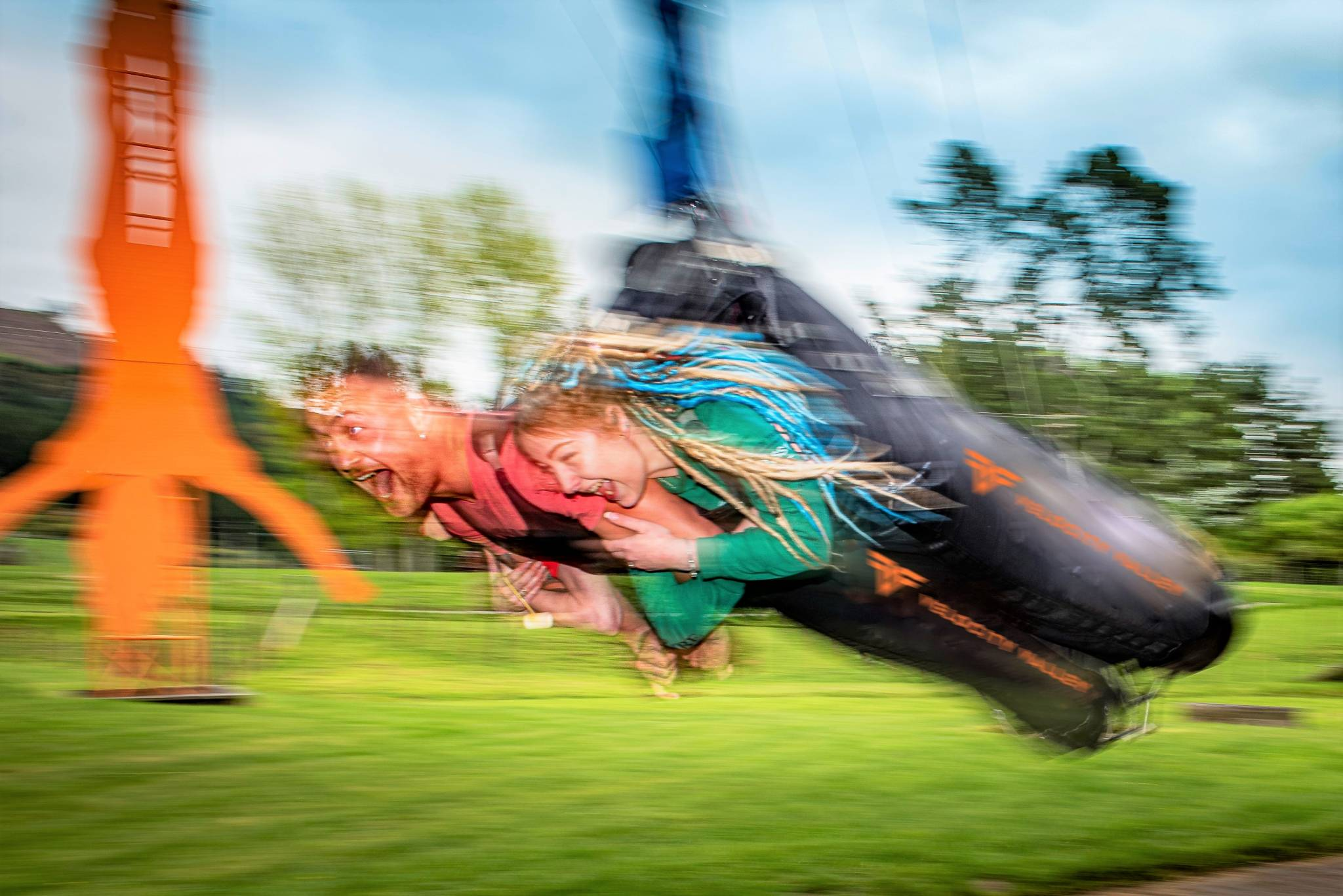 Top Rotorua Spots to Propose to a Thrillseeker